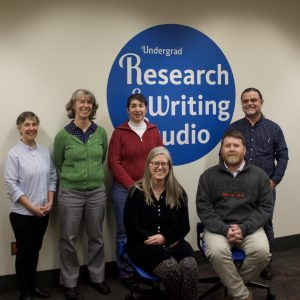 Photo of the Undergrad Research & Writing Studio