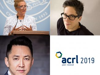 ACRL 2019 Keynotes