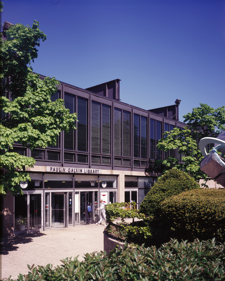 IIT Paul V. Galvin Library