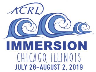ACRL Immersion 19 logo