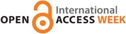 OA week logo