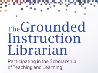 Grounded Instruction Librarian cover