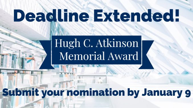Atkinson deadline extended graphic