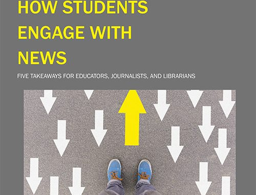 How Students Engage with News cover