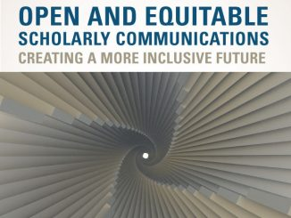 Open and Equitable Scholarly Communication cover