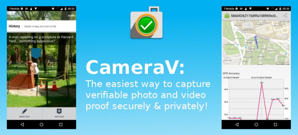 "Guardian Project, ""CameraV"""