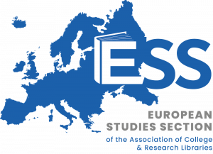 ESS Logo: European Studies Section of the Association of College & Research Libraries