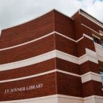 Picture of JY Joyner Library at East Carolina University Library