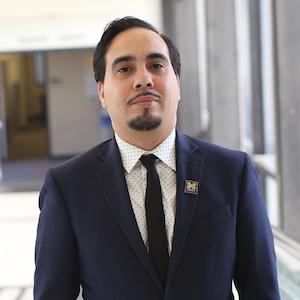 Edras Rodriguez-Torres headshot