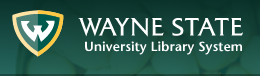 Wayne State University: Librarian I - (Librarian-in-Residence)
