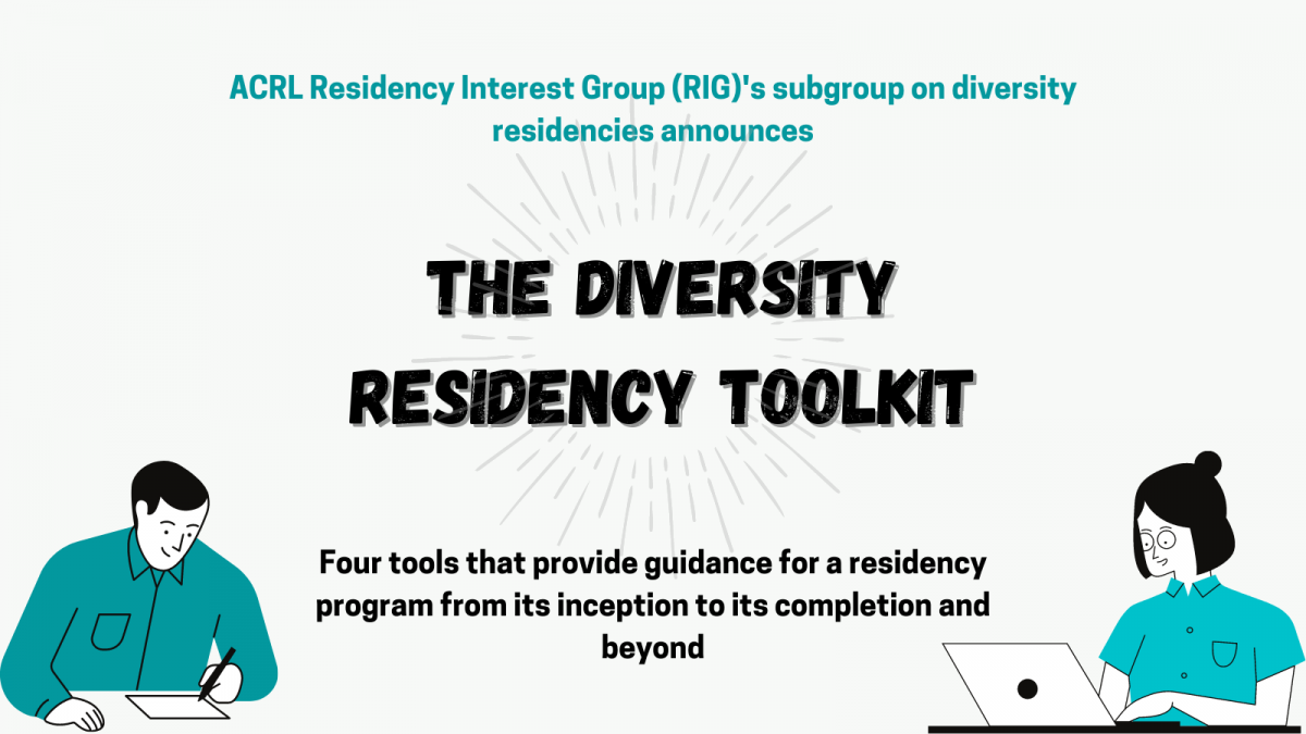 Diversity Residency Toolkit
