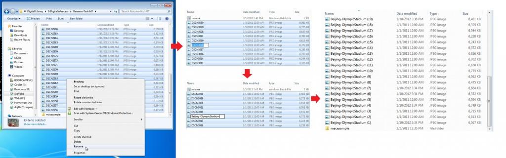 Windows default process