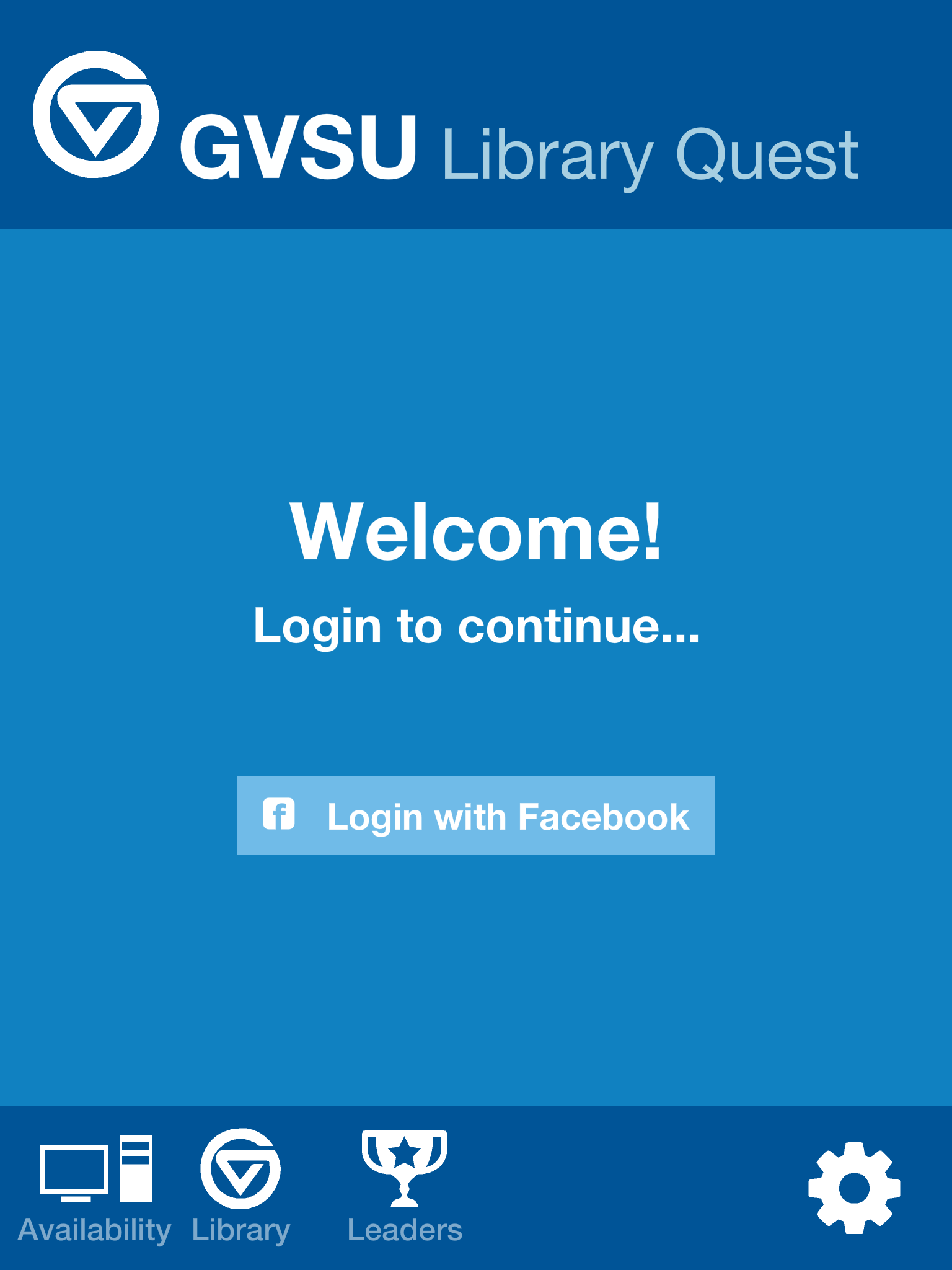 Library Quest: Developing a Mobile Game App for A Library